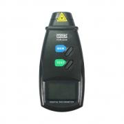 Tacômetro Digital Portátil Óptico com Mira Laser - FOR-2234