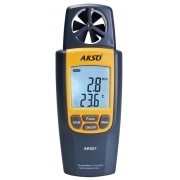 Termo-Higroanemômetro Digital - AK821