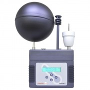 Termômetro de globo digital com datalogger (IBUTG) - Protemp-3