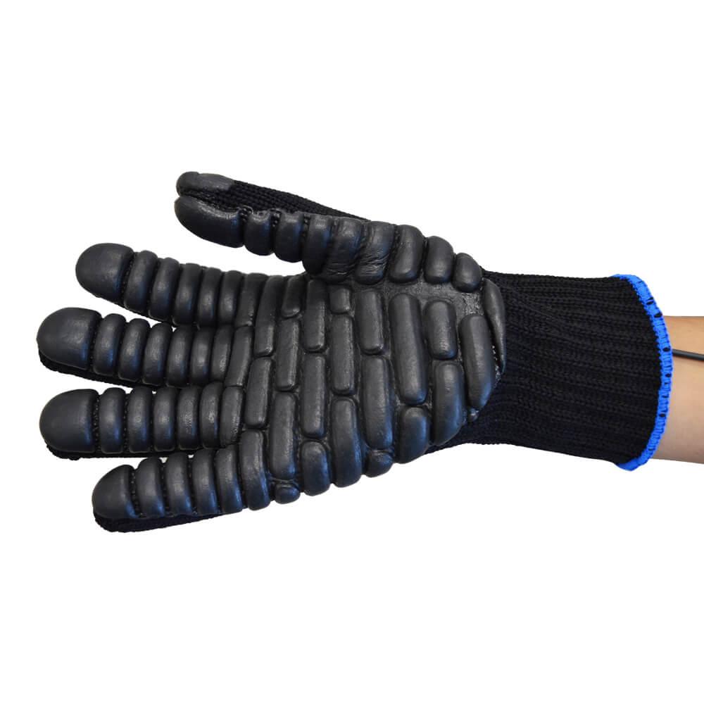 Acelerômetro triaxial para teste de luvas - V-glove