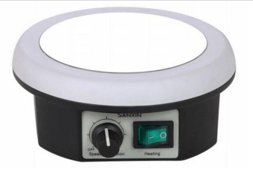 Agitador Magnético com Aquecimento - 802