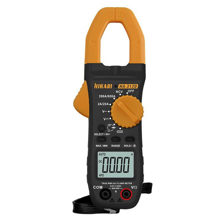 Alicate Amperímetro Digital - HA-3120