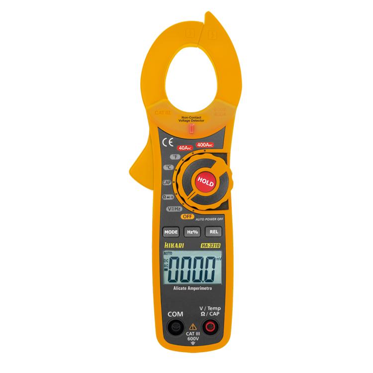 Alicate Amperímetro Digital - HA-3310