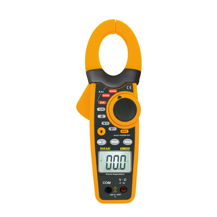 Alicate Amperímetro Digital - HA-3600