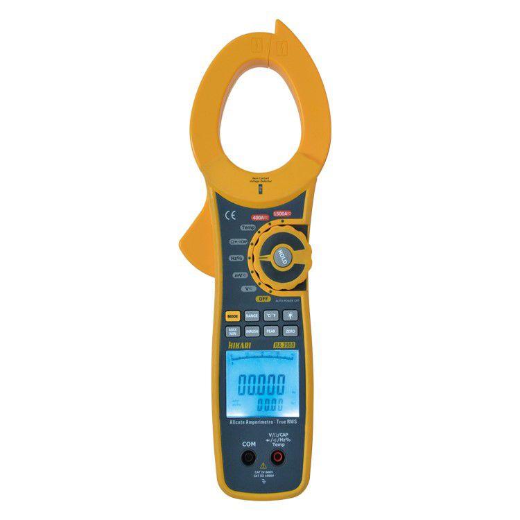 Alicate Amperímetro Digital - HA-3900