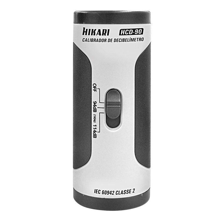 Calibrador Acústico - HCD-90