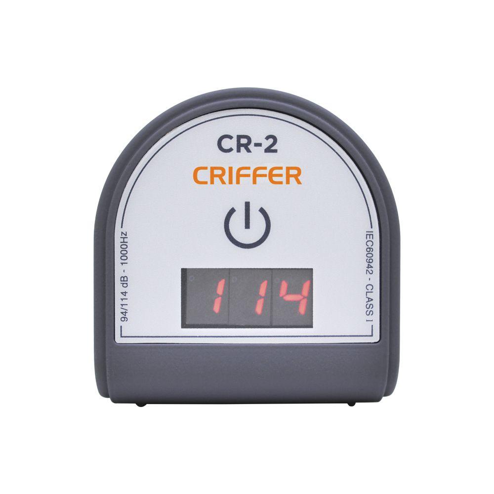 Calibrador de Ruido Digital - CR-2