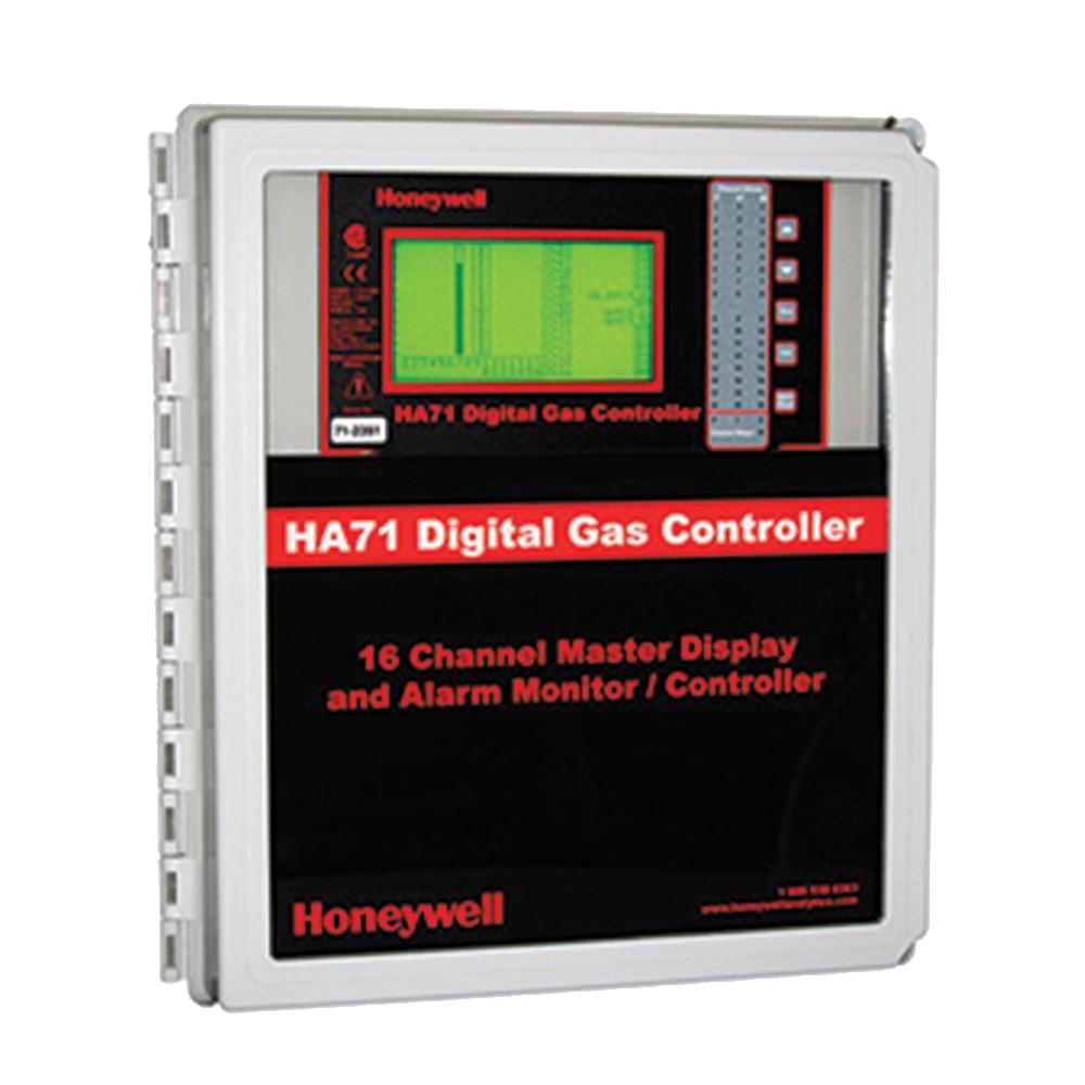 Controlador de Gás - HA71