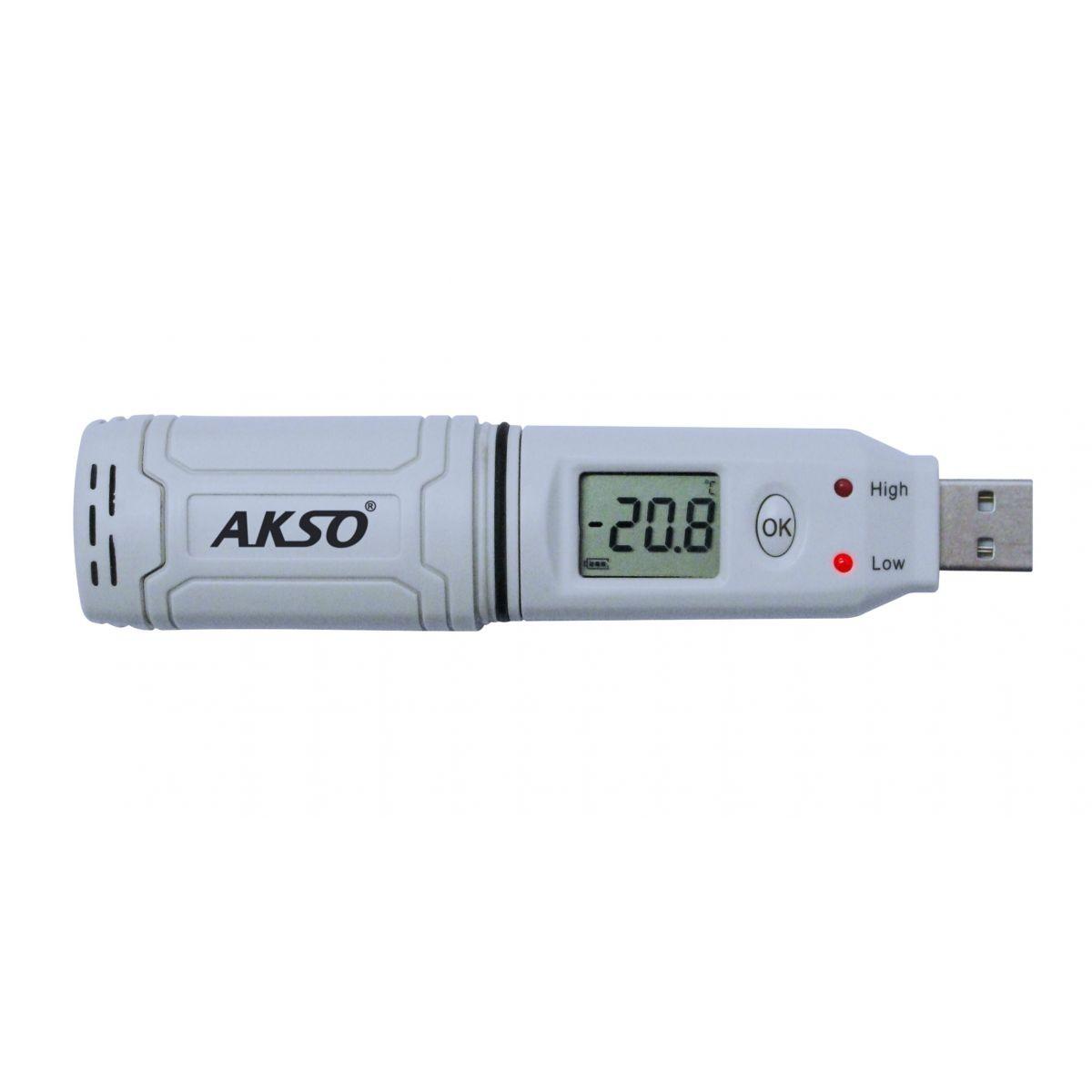 Datalogger de Temperatura à Prova D'Água - AK170
