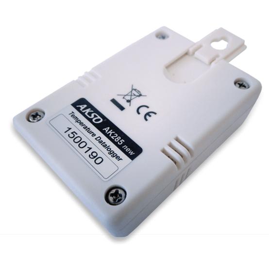Datalogger de Temperatura com Entrada para Sonda Externa - AK285 new