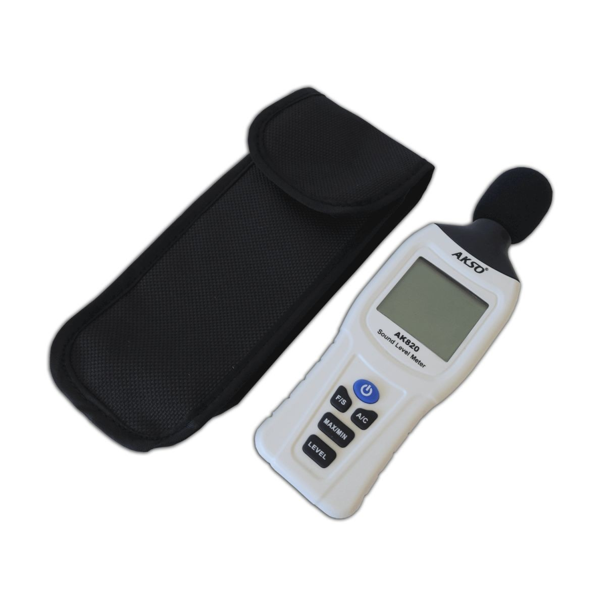 Decibelímetro Digital - AK820