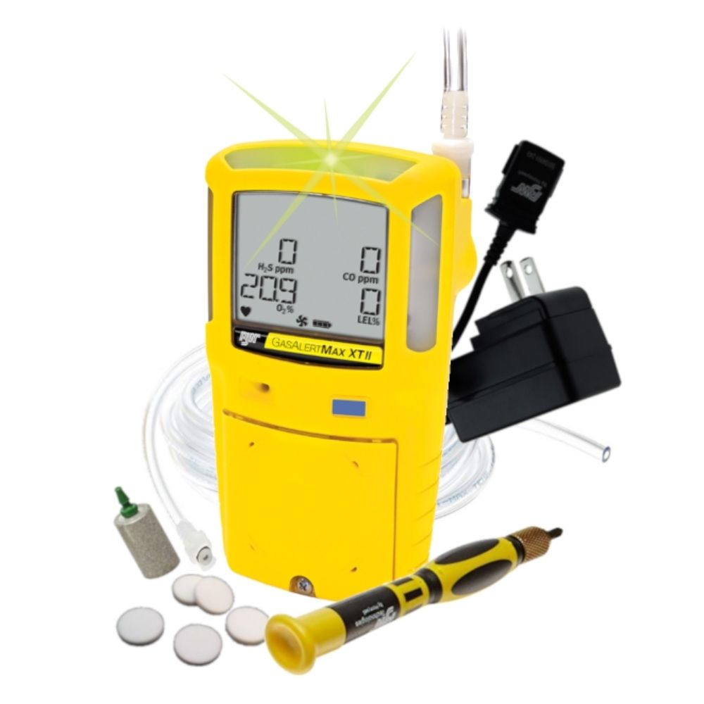Detector de 4 Gases - GasAlert Max XT II