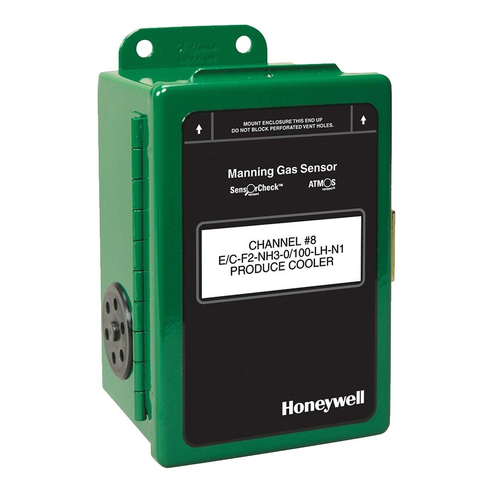 Detector de Gas Fixo para NH3 - Manning EC-F2