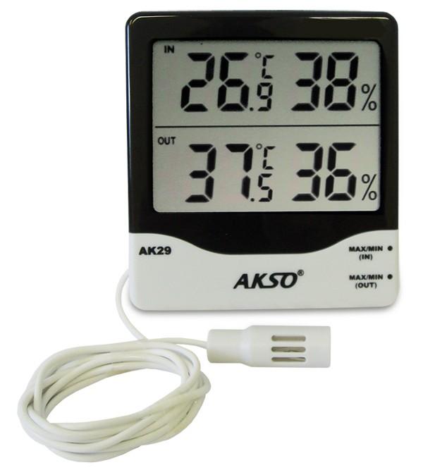 Duplo Termo-Higrômetro - AK29