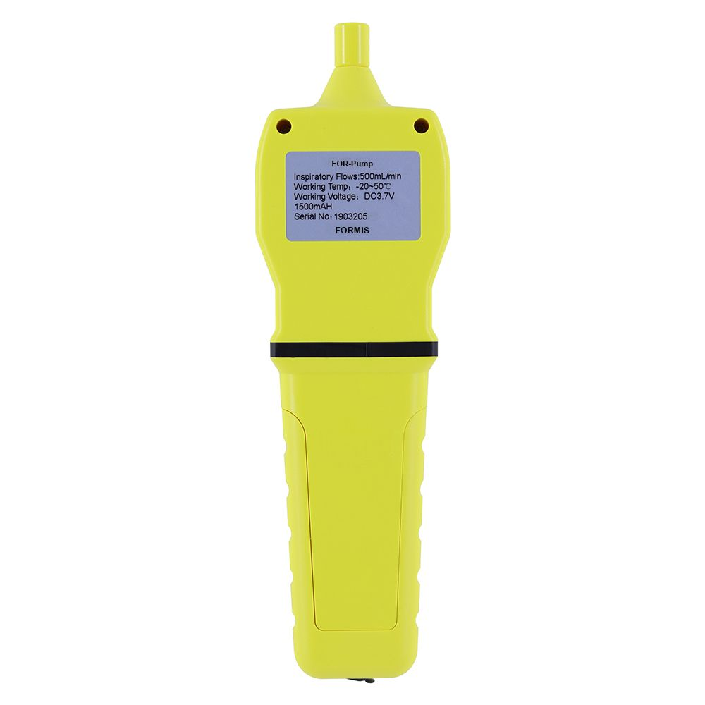 Bomba Elétrica Digital para Espaço Confinado - FOR-Pump