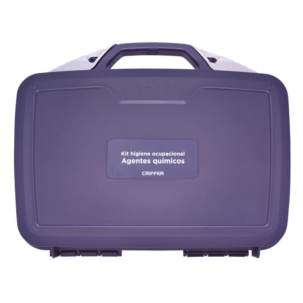 Kit higiene ocupacional (Agentes químicos) - KHO-03