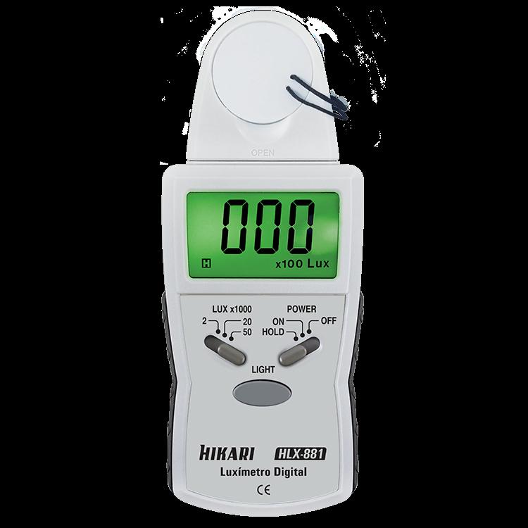 Luxímetro Digital - HLX-881