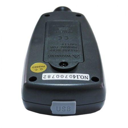Medidor de  Espessura de Camadas (Fe / NFe) com Interface USB - KR1250