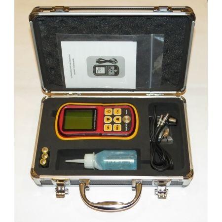 Medidor de Espessura de Chapas por  Ultrassom - KR220
