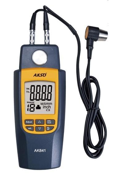 Medidor de Espessura por Ultrassom - AK841