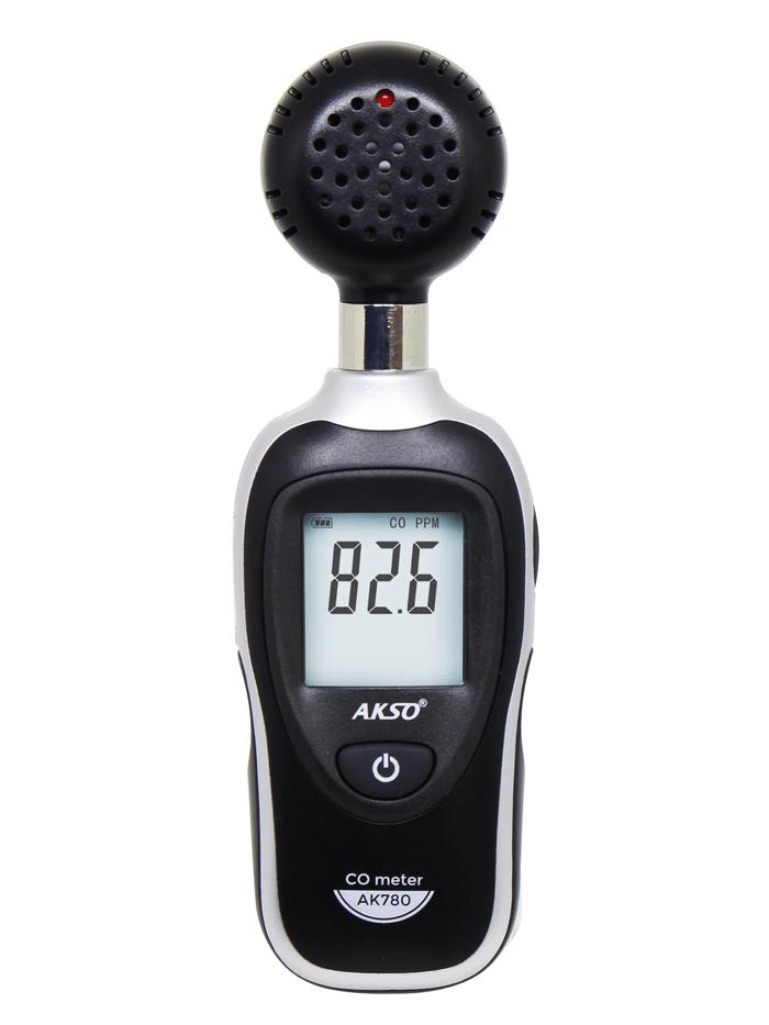 Medidor de Monóxido de Carbono - AK780