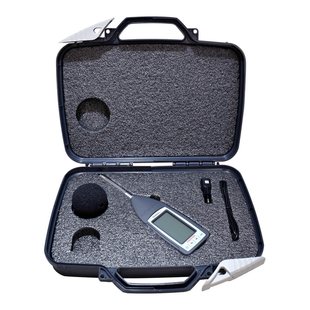 Sonômetro Digital Classe 1 - Octava Plus