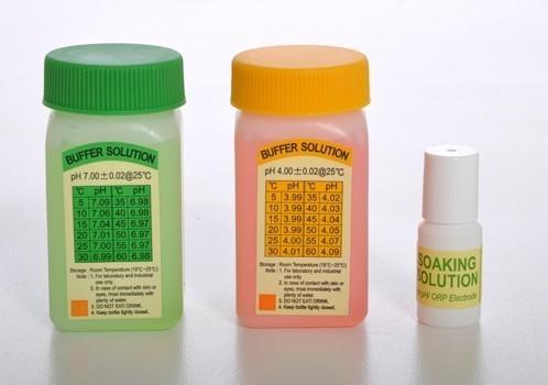 Medidor de pH (phmetro) de Bolso à Prova d'Água (Eletrodo substituível) - AK95