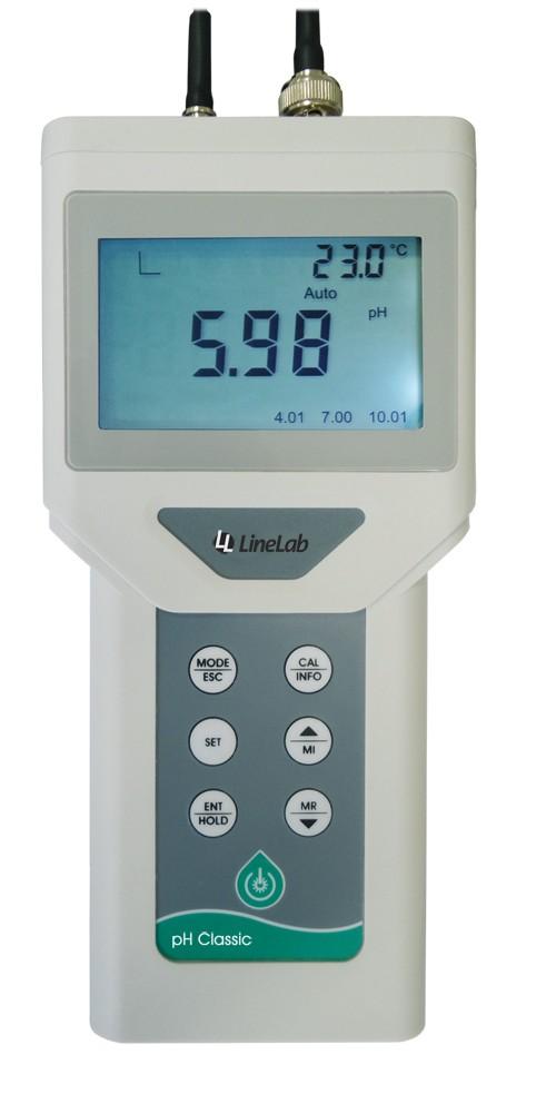 Medidor de pH Portátil (sem eletrodo de pH) - pH Classic