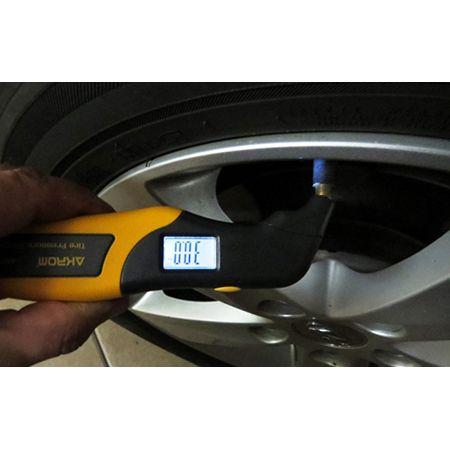 Medidor de Pressão Digital para pneus - KR51