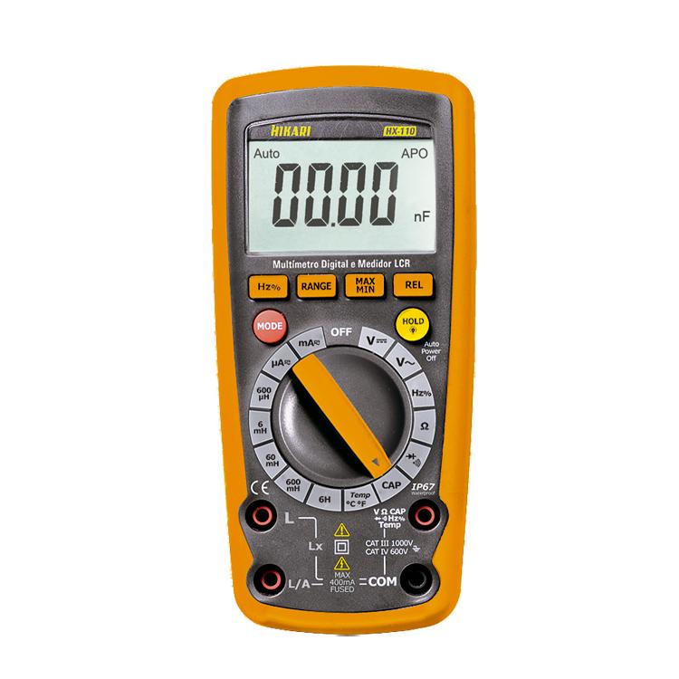 Medidor LCR Digital - HX-110