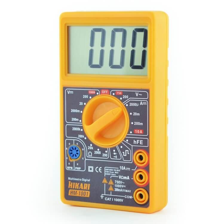 Multímetro Digital - HM-1001