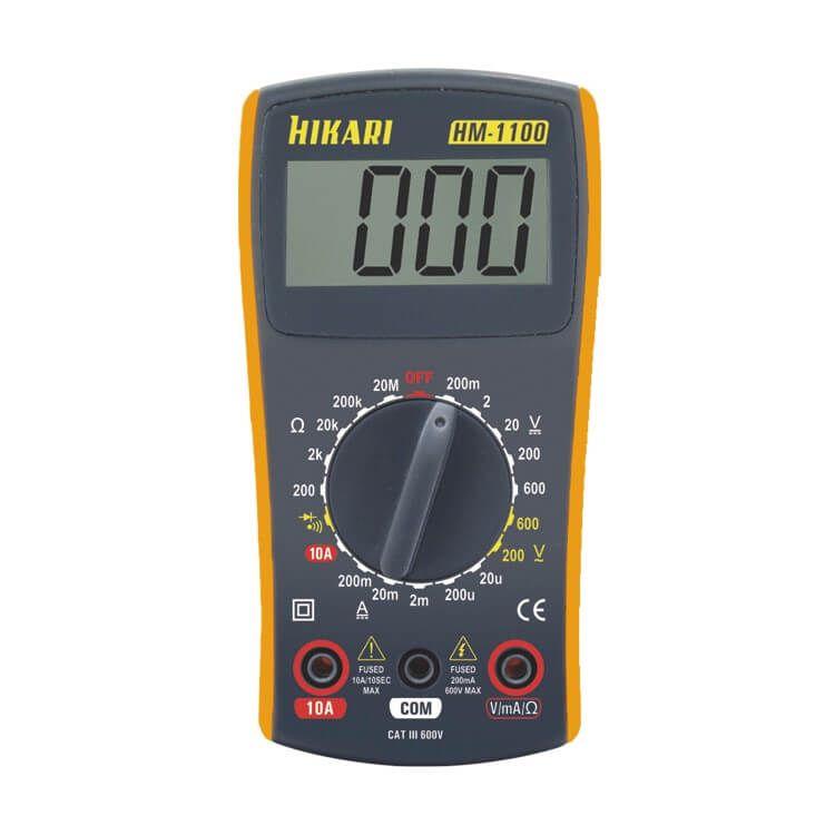 Multímetro Digital - HM-1100