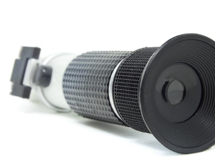 Refratômetro Analógico (0 a 90% Brix) - RHB0-90