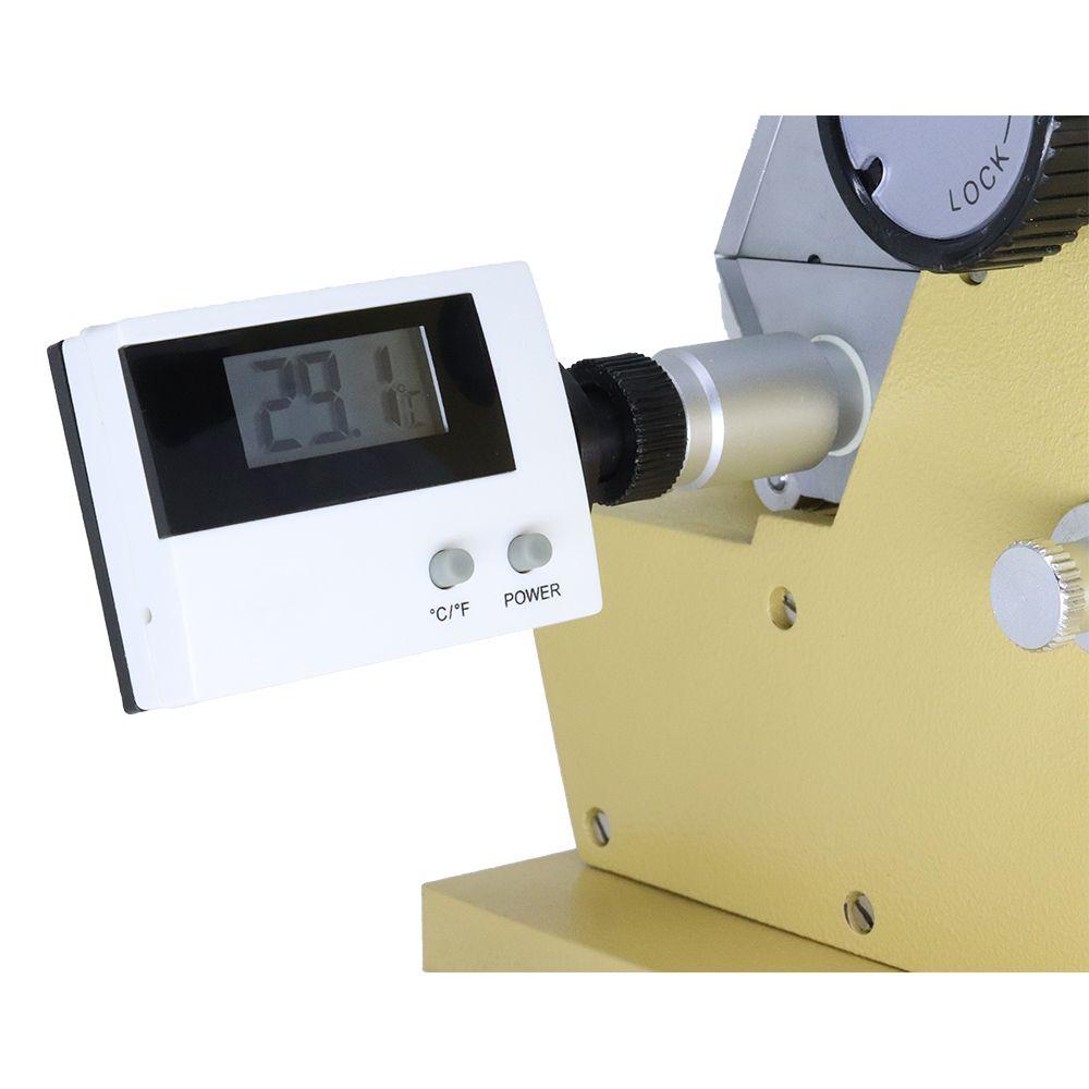 Refratômetro de Bancada tipo ABBE - FOR-1000S