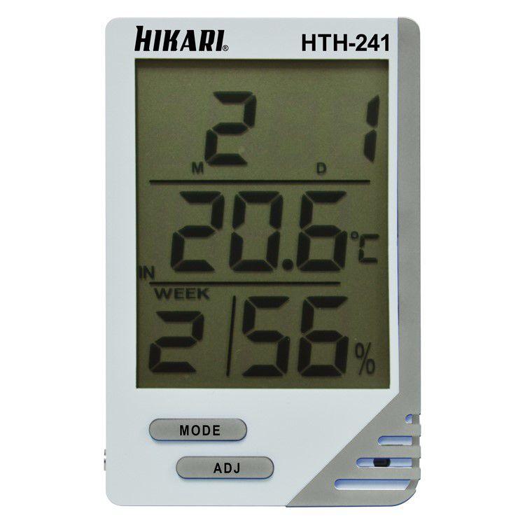 Termo-Higrômetro Digital - HTH-241