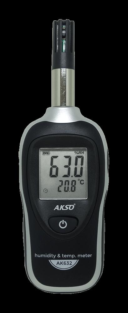 Termo-Higrômetro Portátil - AK632