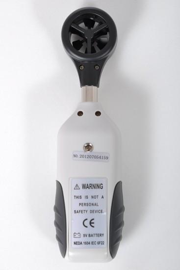 Termoanemômetro Digital - AK800