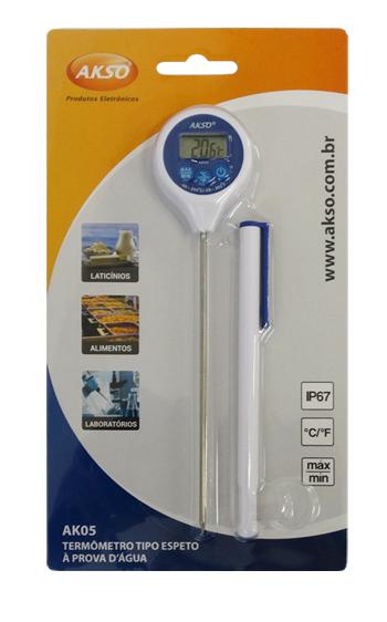 Termômetro Digital à Prova D'Água - AK05