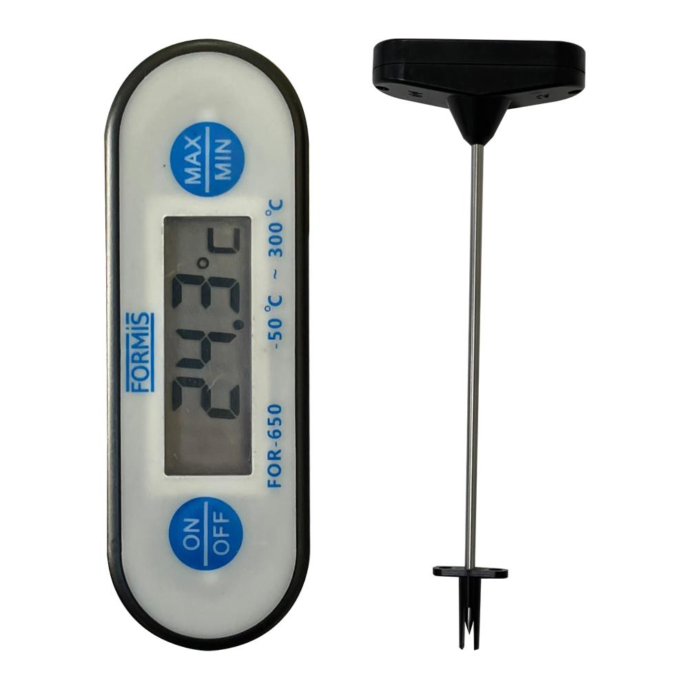 Termômetro Digital Tipo Espeto a Prova d'Água - FOR-650