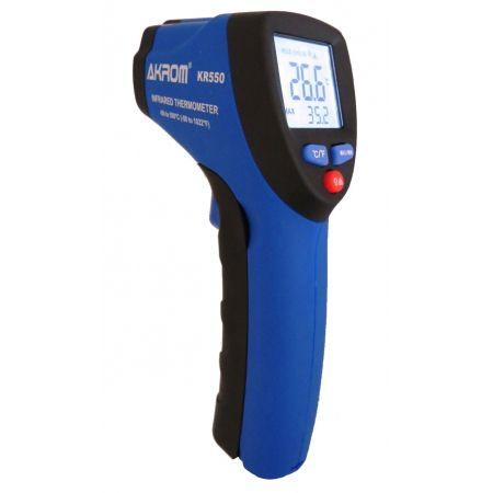 Termometro Infravermelho com Registros de Max/Min - KR550