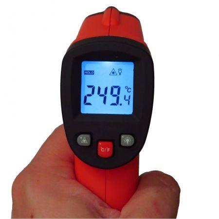 Termometro Infravermelho - KR380