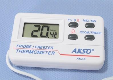 Termômetro para Freezer e Geladeira - AK25