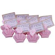30 Lembrancinhas de Maternidade Sabonete Cheiro de Neném - Rosa