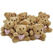 30 lembrancinha nascimento maternidade ursa chaveiro