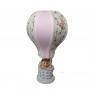 Abajur Balão De Mesa provençal escuro - Decoração Quarto De Bebê Infantil