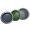 Cinza com Verde Trio