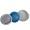 Cinza com Azul Trio