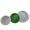 Branco com Verde Trio