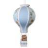 Balão safari Azul