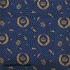 Coroa Azul Marinho